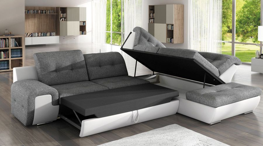 Used Couches For Sale >> J&D Furniture   Sofas and Beds   GALAXY B CORNER SOFA BED