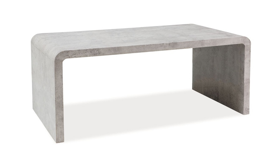 J&D Furniture | Sofas And Beds | Mio Coffee Table Concrete
