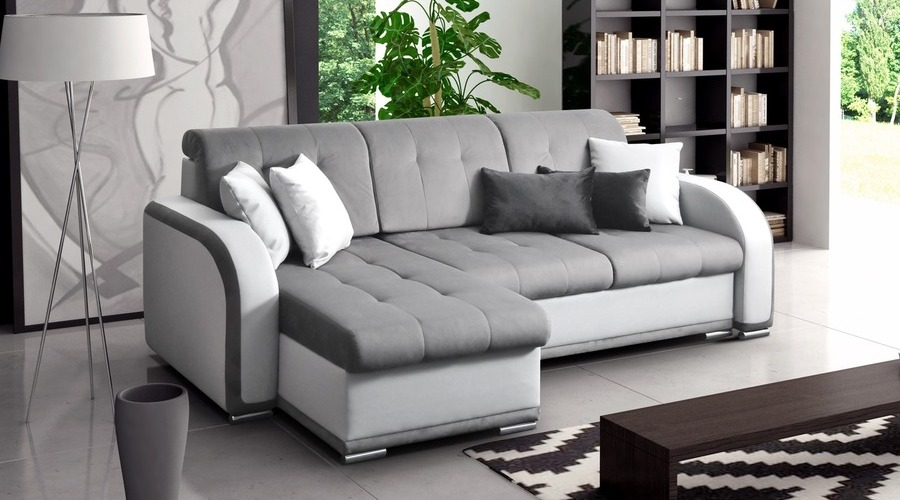 J&D Furniture | Sofas and Beds | AVIO CORNER SOFA BED