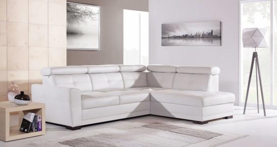 massimo II corner sofa bed P