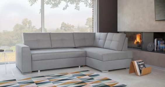 stilo corner sofa bed P
