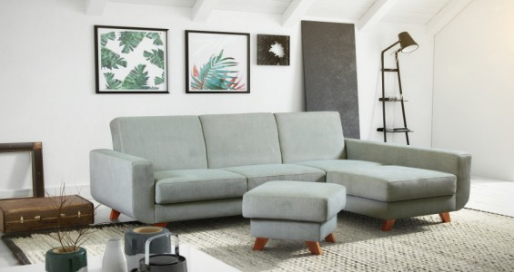 Aramis Corner Sofa Bed