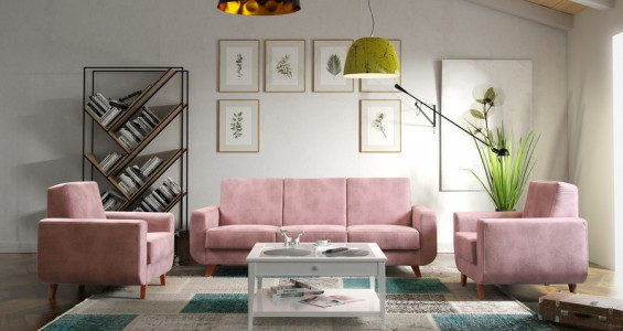 aramis sofa set