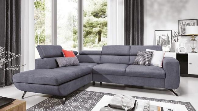 arrata corner sofa bed