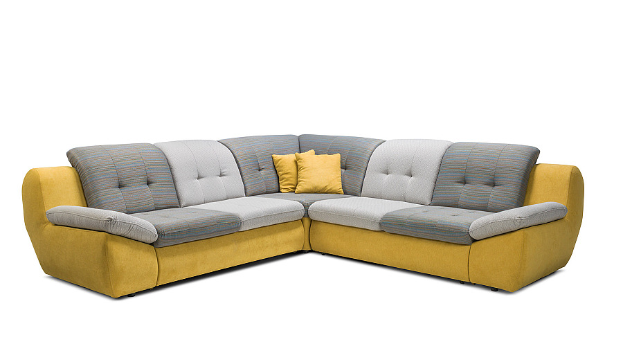 J&D Furniture | Sofas and Beds | MELLO II CORNER SOFA BED