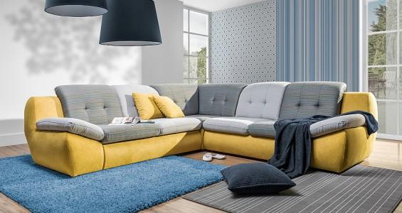 Mello corner sofa bed