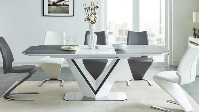 valerio ceramic dining set