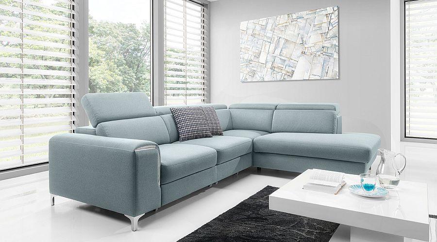 J&D Furniture | Sofas and Beds | GENOVA II CORNER SOFA BED