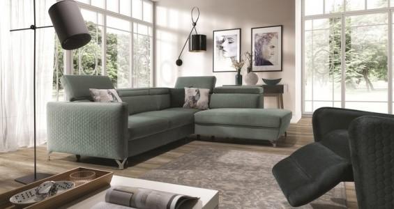 marozzo corner sofa bed 1