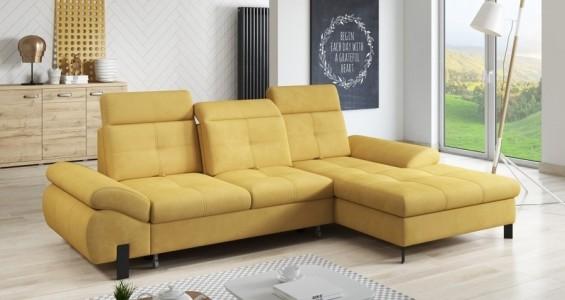 opti corner sofa bed