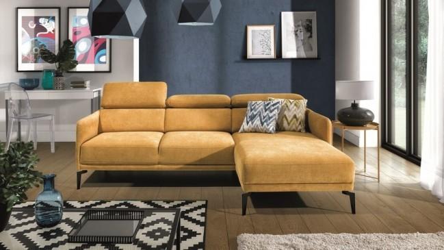 sidolo I corner sofa