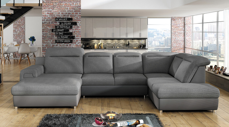 J&D Furniture | Sofas and Beds | PANAMA XL CORNER SOFA BED