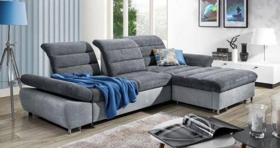 roma corner sofa bed