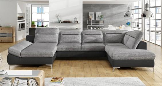 timola xl corner sofa bed
