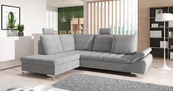 vesso corner sofa bed