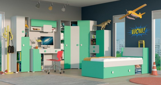 yuko kids system furniture