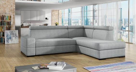 amaro corner sofa bed