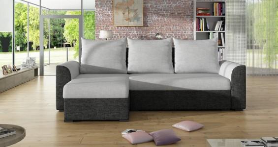 baxtero corner sofa bed