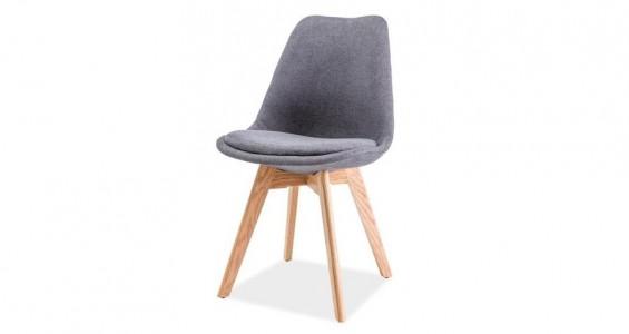 dior oak dining chair