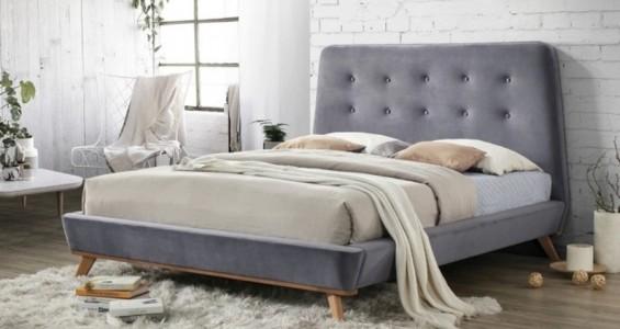 dona velvet bed frame