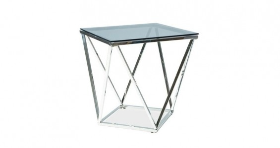 silver B coffee table