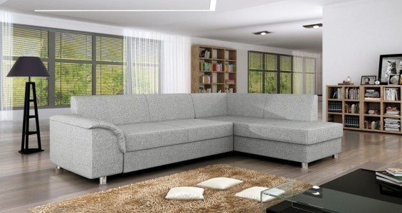 bardot corner sofa bed