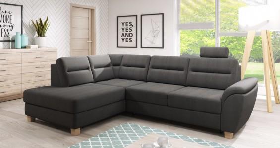 bianco corner sofa bed