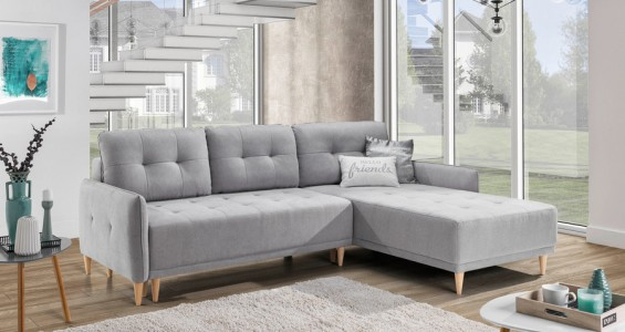malmo corner sofa bed