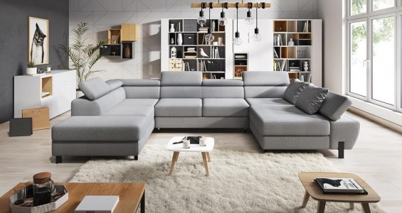 MOLINA XL CORNER SOFA BED