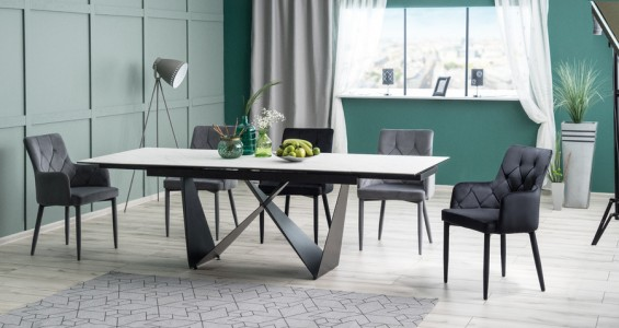 cavalli II ceramic table set