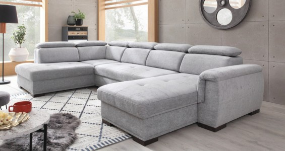umbria I corner sofa bed