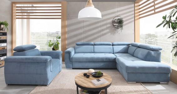 umbria corner sofa bed