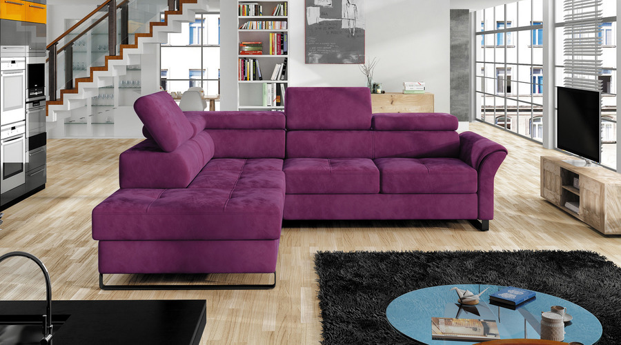 J Amp D Furniture Sofas And Beds Avanti Corner Sofa Bed