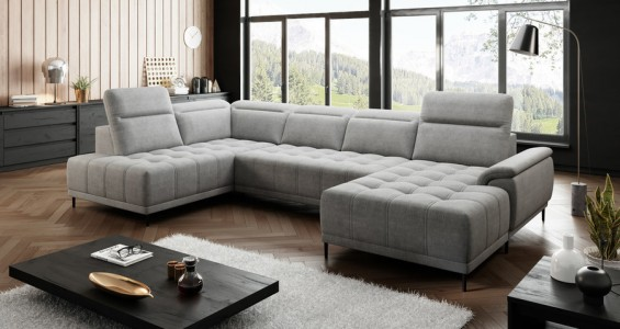 calvaro xl corner sofa bed