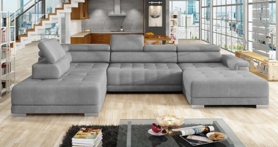 campo xl corner sofa bed