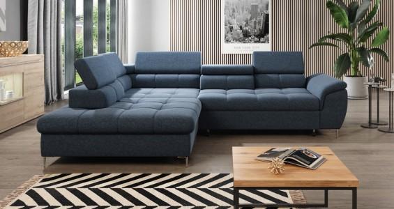 empona corner sofa bed