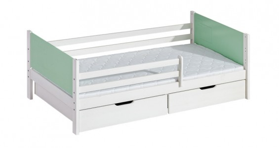 hubert single bed frame