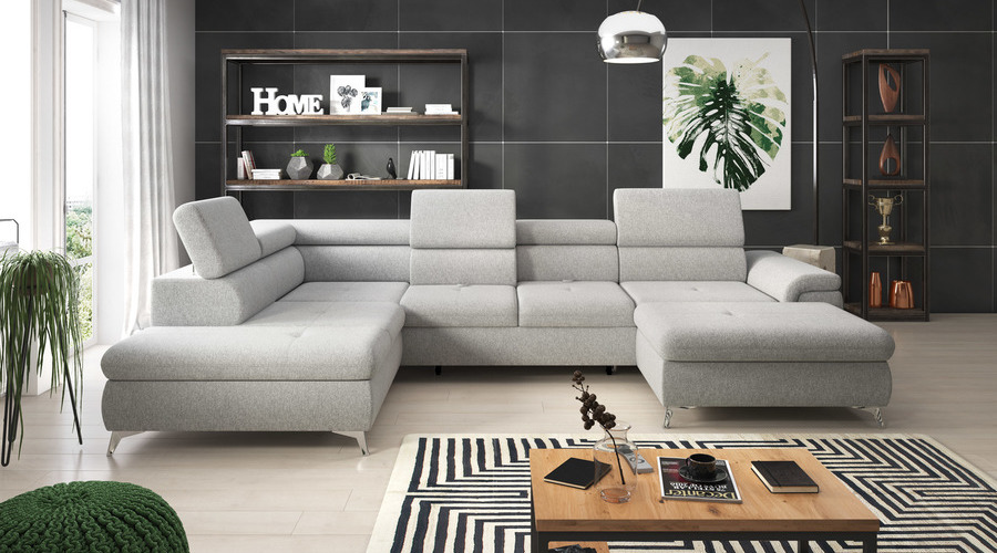 J Amp D Furniture Sofas And Beds Monk Xl Corner Sofa Bed