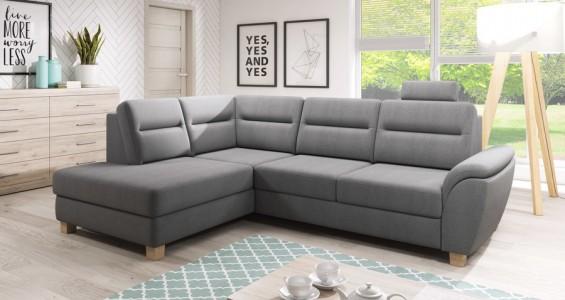 santi corner sofa bed