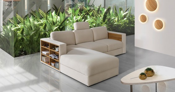urbino bis corner sofa bed