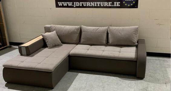 link corner sofa bed