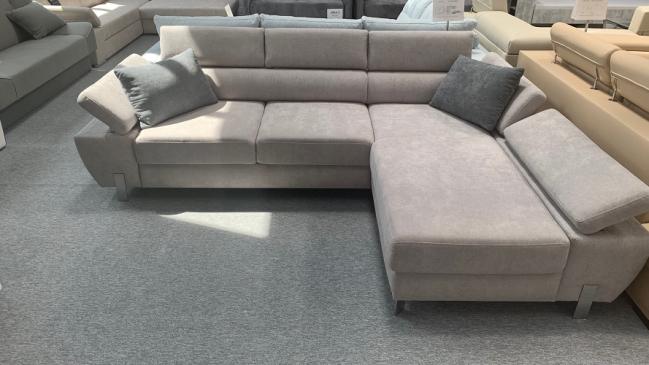 molina mini corner sofa bed