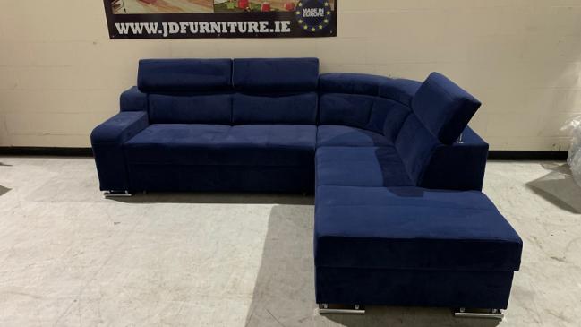 oscar ii corner sofa bed