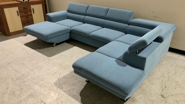 phoenix xl corner sofa bed
