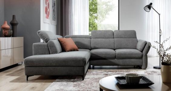 merano corner sofa bed