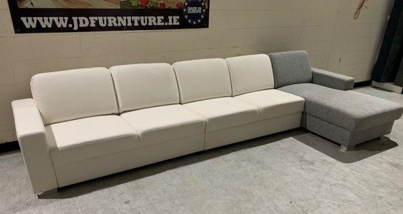 chantal corner sofa bed