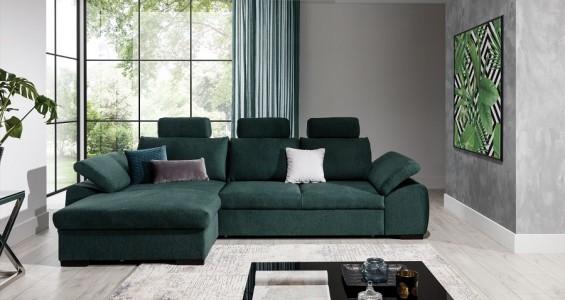 dover corner sofa bed