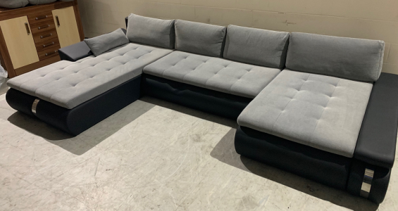 fado lux corner sofa bed