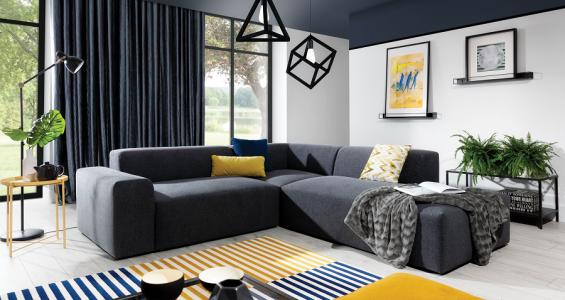 zeus xl corner sofa bed