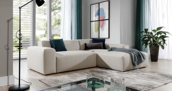 zeus l corner sofa